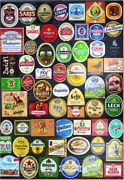 Puzzle 1500 Pieces Beer Stamps, Collage Jigsaw New Cardboard Diy Educa
