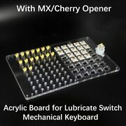 Mechanical Keyboard Switch Lube Station Switches Diy Lubrication Opener