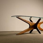 Jacks Table By Adrian Pearsall For Craft Associates