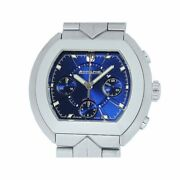 Rodolphe Instinct Chronograph R73024 Blue Dial Automatic Menand039s Watch
