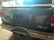 Trunk/hatch/tailgate Without Utility Box Package Fits 04-12 Titan 10212703