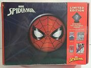 Marvel Limited Edition Spider-man Culture Fly Factory Sealed Collectible Box ₩