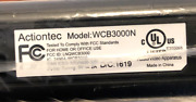 Actiontec Single Dual-band Wireless Network Extender Ethernet Adapter Wcb3000n