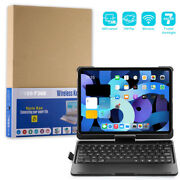 For Ipad Air 4th 10.9inch 2020 Keyboard Cover 360 Rotation Backlit Pencil Holder