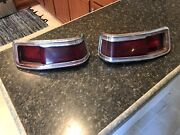 1971 Plymouth Valiant Tailights And Housing