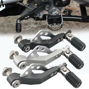 3 Color Adjustable Shift Lever Folding Gear Transmission For Bmw R1200gs Lc Adv