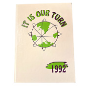 1992 South High Community School Yearbook Worcester, Mass.