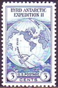753 Byrd Expedition. Superb 3. Small Thin. Ngai
