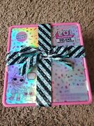 🆕️lot Lol Surprise Deluxe Present Surprise With Miss Partay Doll And Pet + Game