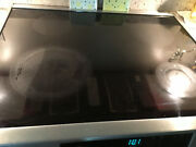Ge Whirpool 30 Electric Stove And Wall Unit Microwave