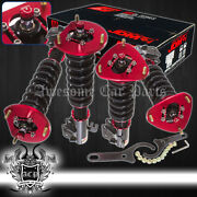 For 02-07 Subaru Wrx Full Height Adjustable Coil Over Damping System Assembly