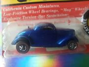 1969classic '36 Ford Couperedlineblisterbphot Wheelsorig.collectiblevhtf