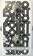 Used Catalinbread Zero Point Flanger Guitar Effects Pedal Zeropoint