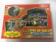Pokemon Heartgold And Soulsilver Series Gift Set 5 Heart Gold Soul Silver Packs