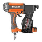 Ridgid 15-degree 1-3/4-inch Coil Roofing Nailer