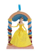 Disney Belle Fairytale Moments Sketchbook Ornament Beauty And The Beast