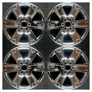 Set 2007 2009 2011 For Ford Expedition 20 Chrome New Replica Wheels Rims 3659