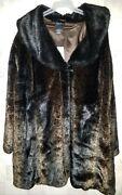 Womens Winter Coat Size 4x, Maggie Barnes, Nwtags Reduced