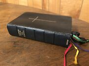 Seabury Book Of Common Prayer Bcp Hymnal 1928 Protestant Episcopal Leather 3251