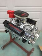 350 R Street Motor 475hp Roller Turnkey Prostret Chevy Crate Engine 350 350 350