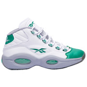 Reebok Question Mid Gridiron Philadelphia Eagles Menand039s Sizes 8-13 New With Tags