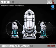 Biochemical Tank 2.0 112 Scale Fivetoys Fs2011b Scene Toy For 6collection