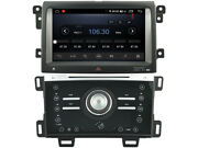 For Ford Edge Car Dvd Player Gps Navigation System Radio Auto Stereo Headunit