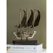 Craft Boat American Luxury Sailing Boat Ornaments Home Accessories