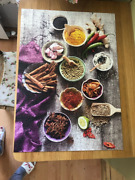 Puzzle Jigsaw 1000 Pieces Assorted Spices New Cardboard Diy Educa