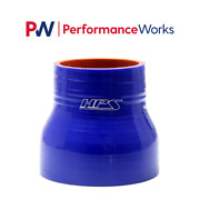 Hps 1-5/8 - 2-3/8 Id 3 Length Silicone Straight Reducer Coupler Hose 4-ply