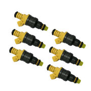 6- Oe Fuel Injectors For 1993-1996 Ford F-150 4.9 I6 94 95 Replace F1ze-b4c
