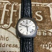 Zenith Mechanical Cal.2572 Antique Menand039s 1970 Stainless Steel Mens Watch