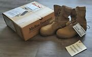 Coyote Brown Hot Weather Combat Boots 5r Brand New