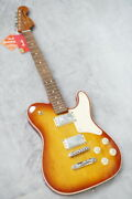 Fender Limited Edition Series Troublemaker Telecaster Tele Mahogany Shawbucker