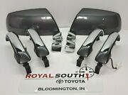 Toyota Tundra 1g3 Mirror Covers And Smart Entry 4 Door Handle Kit Genuine Oe Oem