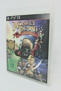 Monkey Island Special Edition Collection - Playstation 3 - German - Rare - New