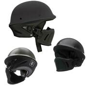 Bell Rogue Half Face Riding Motorcycle Street Helmet - Pick Size