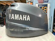 Yamaha Four Stroke 225 Hp Top Cowling/ Fits F200-f225 3.3l. 02and039 -10and039- Stk 9226