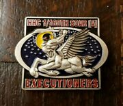Hhc 1/160th Soar A Executioners Airborne Support Detachment Challenge Coin