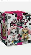 Who Will You Get Present Pets Interactive Fancy Pup Dog 100+ Sounds Accessories