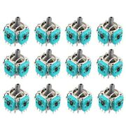 5x12pcs For Xbox One Controller 3d Analog Joysticks Replacement