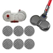 5xsuitable For Dyson Vacuum Cleaner Electric Mop Head Mopping Brush Head