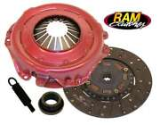 For Early Gm Cars Clutch 10.5in X 1-1/8in 10sp Ram88760hdx