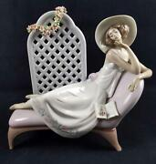 Sold Out Hand Signed Lladro Garden Of Dreams Le