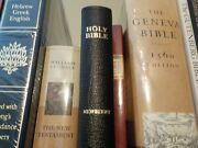 Newberry Reference Bible Leather Pocket Jehovah Old New Testament Watchtower