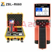 1pc New Zbl-r660 Multifunctional Concrete Steel Bar Detector Dhl Free Ship