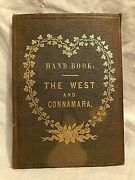 Hand Books For Ireland The West And Connamara - 1st 1853 Mr And Mrs S C Hall