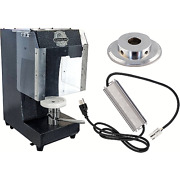 Cannular Pro Bench Top Aluminum Beer And Crowler Seamer W/ Power Supply 11 - 32oz