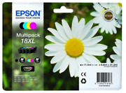 Epson Xp30/302/405 Pack Of 4 Inks Xl Size New