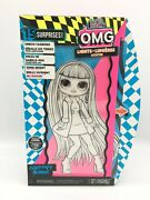 Lol Surprise Omg Lights Groovy Babe Fashion Doll Plus 15 Surprises Brand New
